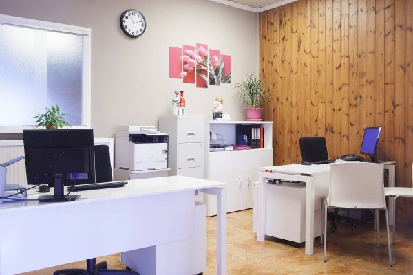 Oficina Residencia Sant Roc