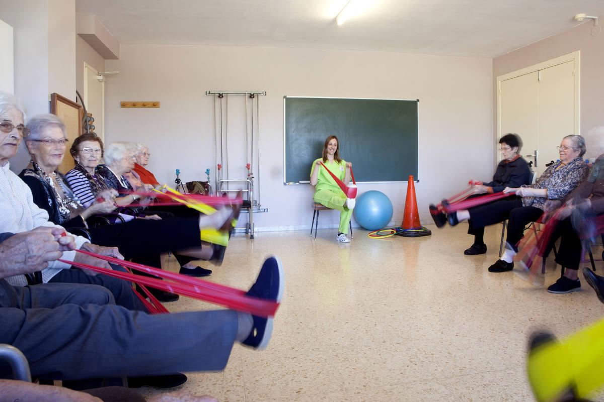 Servei Fisioterapia