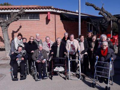 Santa Àgueda - Residència Sant Roc