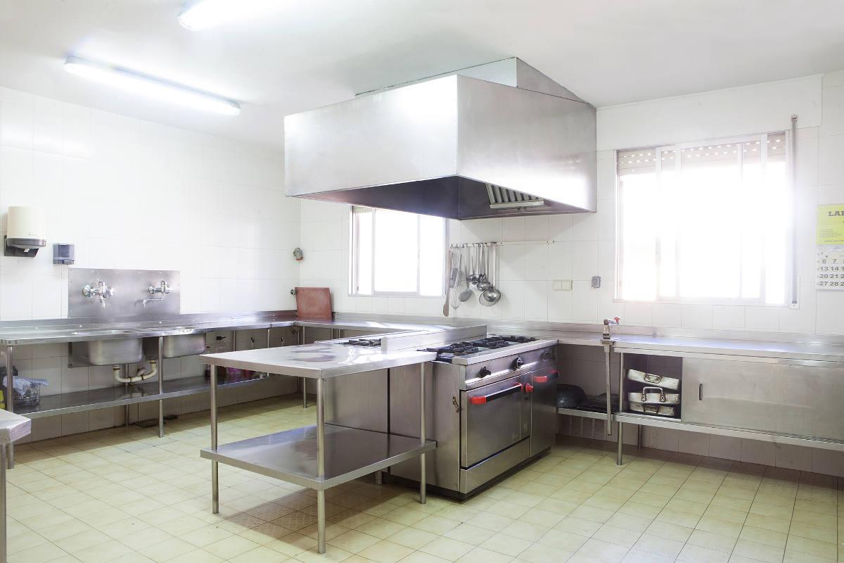 Cocina Residencia Sant Roc